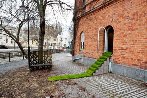 Den ängen lyser grönast som ligger längst bort - Eva Beierheimer/Miriam Laussegger