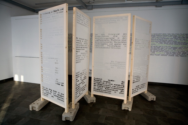 ephemeral structure - Eva Beierheimer/Miriam Laussegger