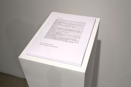 textsynthese III - Eva Beierheimer/Miriam Laussegger