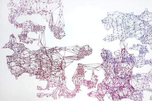 Eva Beierheimer - Composition violet